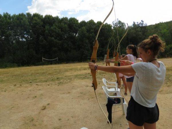 Actividades. Campamento Riaza Agosto