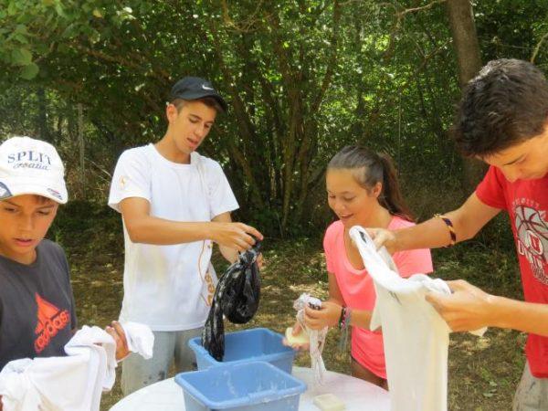Campamento Riaza Agosto Actividades
