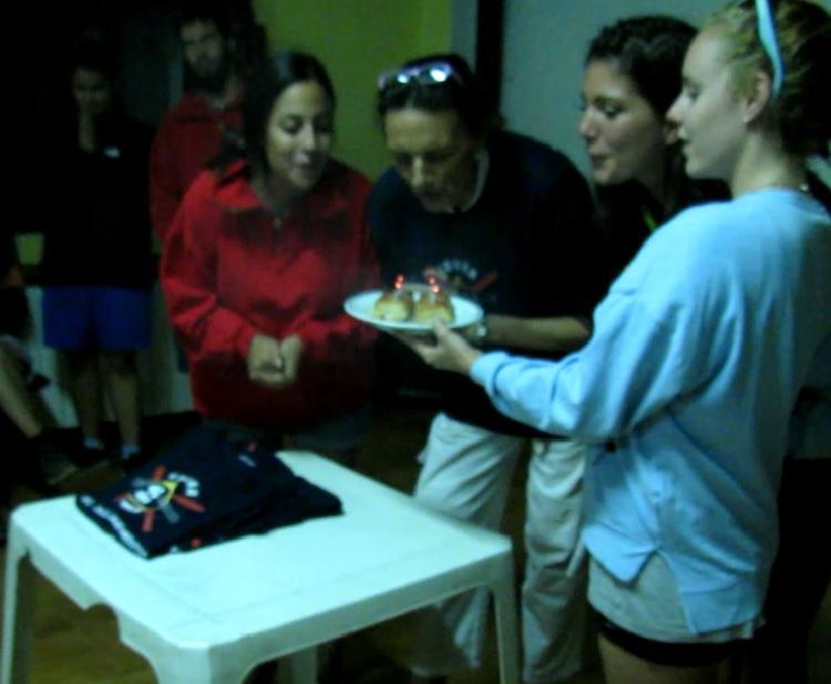 40 aniversarió del Club Eduma y su celebración en el campamento de Riaza en Agosto
