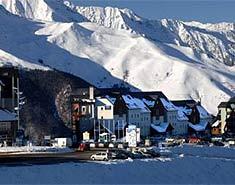 apartamentos odalys peyragudes curso de esqui