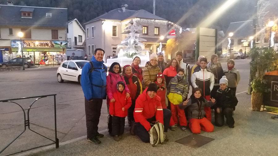 Actividades organizadas después del skiar en Peyragudes