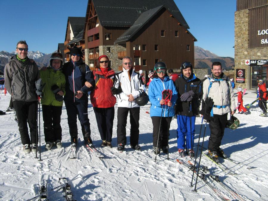 Cursos de esquí para adultos en Peyragudes
