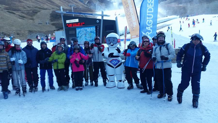 Actividades después del esquí