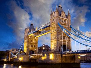 Cursos en Inglaterra. Tower of London.