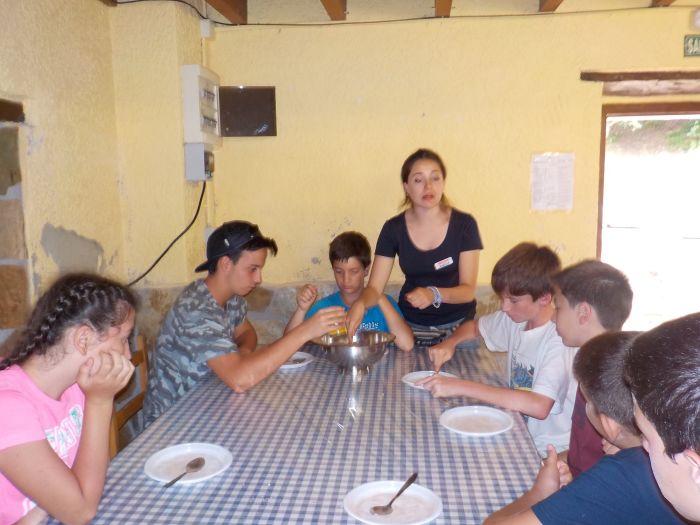 Reposteria Multiaventura en Asturias