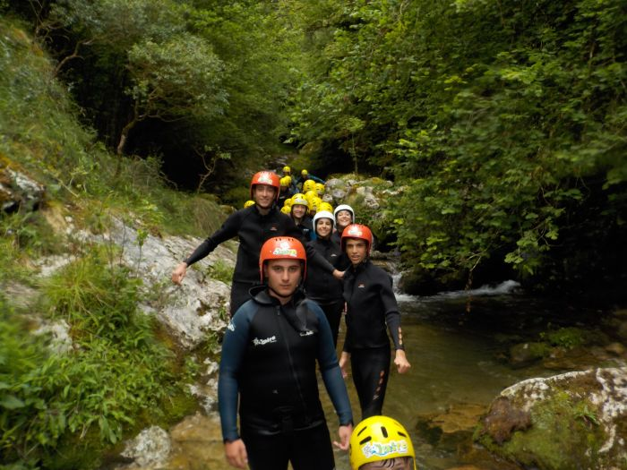 Multiaventura en Asturias