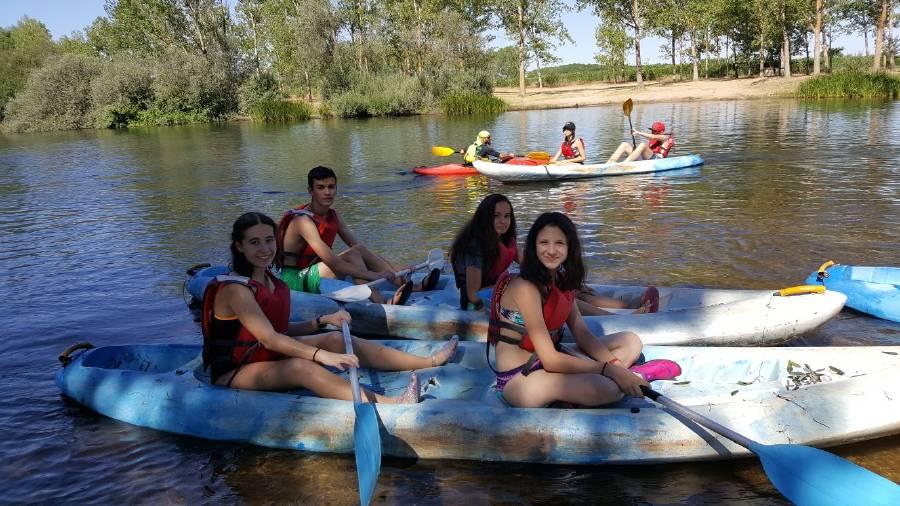 Campamento Salamanca