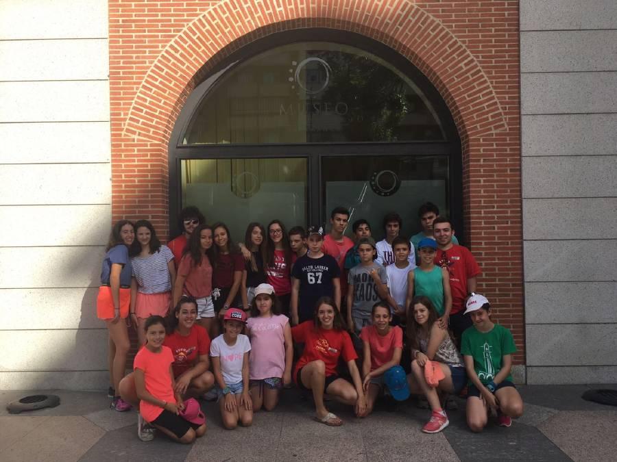 Actividades y excursiones en Salamanca Club Eduma