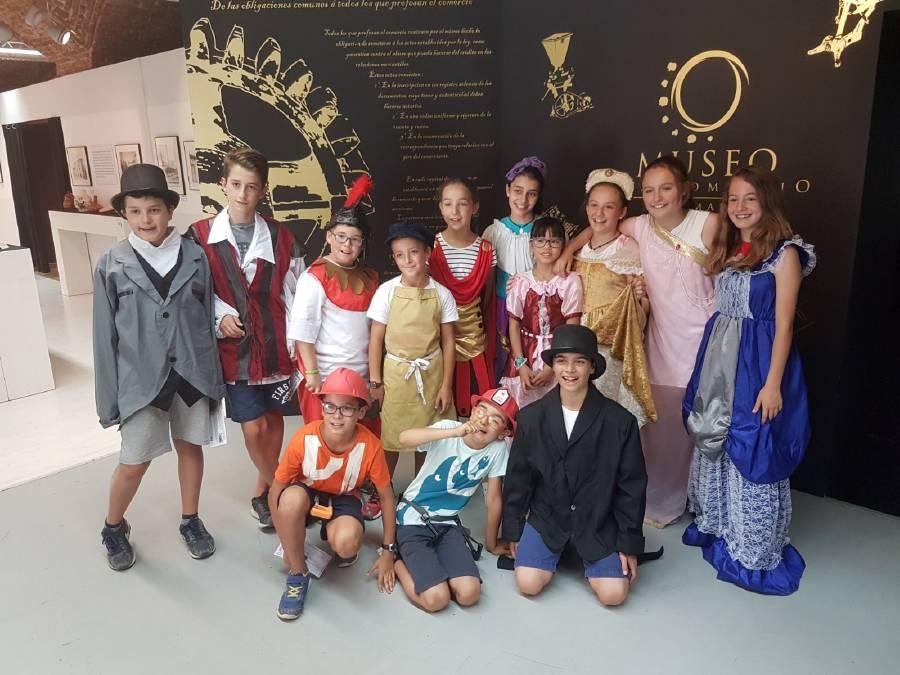 Museo. Actividades y excursiones en Salamanca Club Eduma