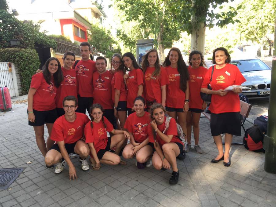 Monitores Eduma Salamanca 2017