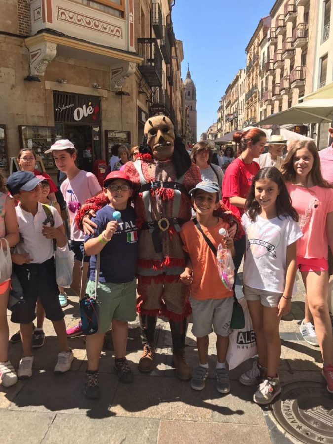 Eduma Visita Salamanca 2017