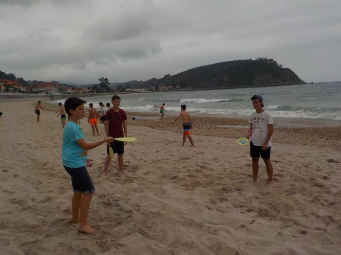 Ribadesella playa Asturias