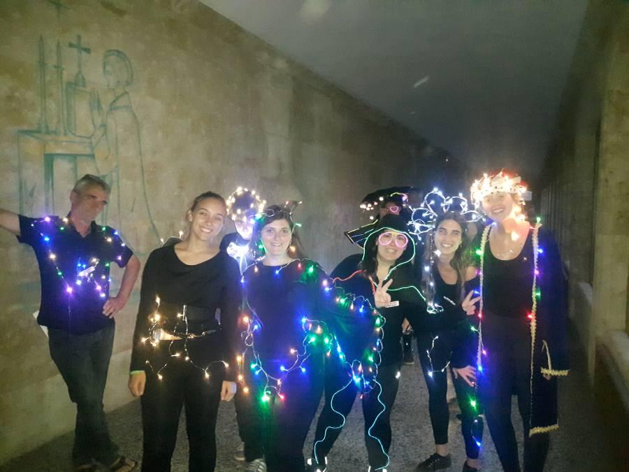 Actividades Salamanca Eduma 2017