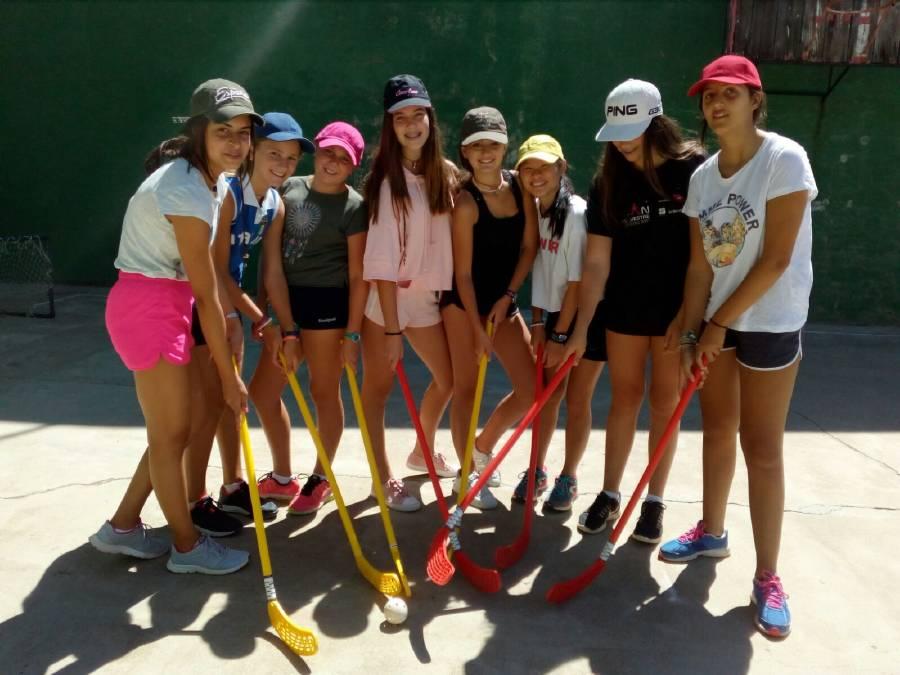 Deportes niños campamento Salamanca