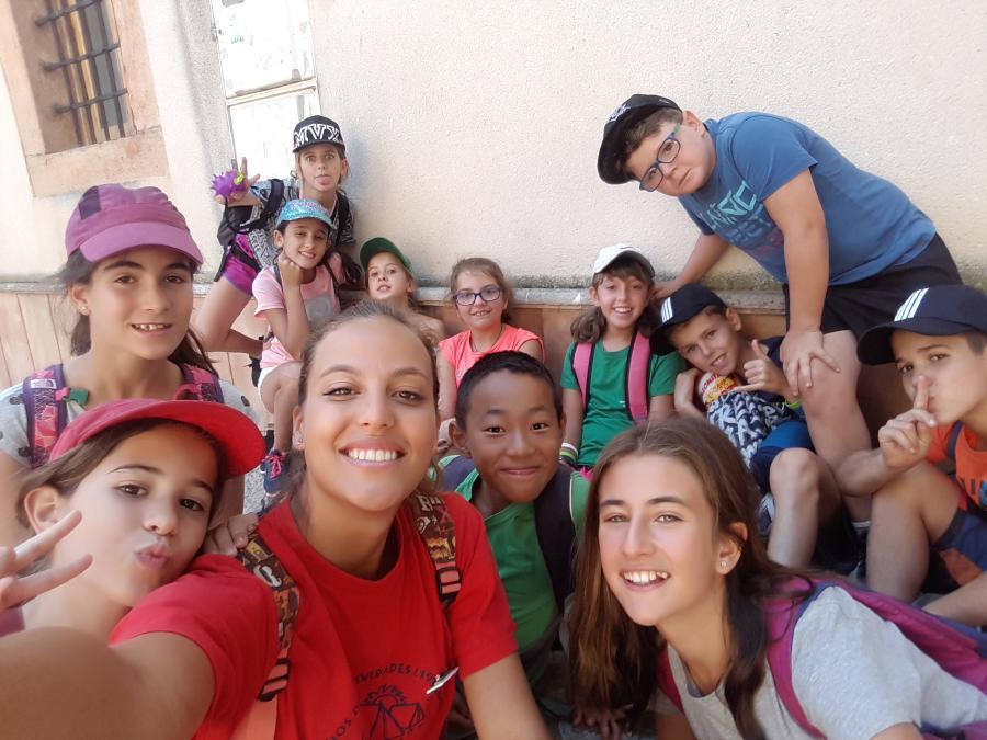 Grupo niños