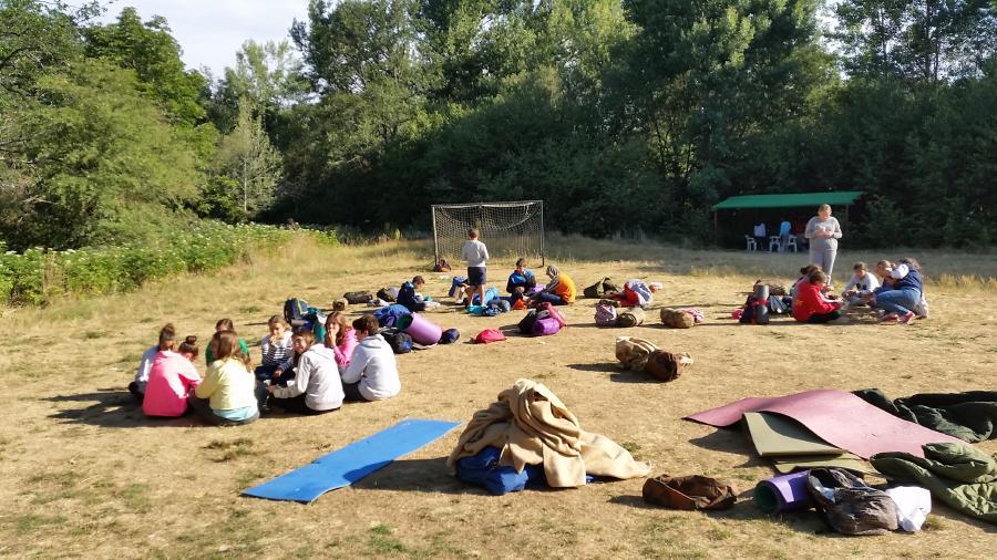 vivac campamentos