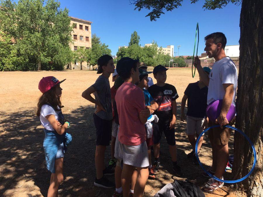campamento de verano con inglés en SalamancaClases inglés francés campamentos