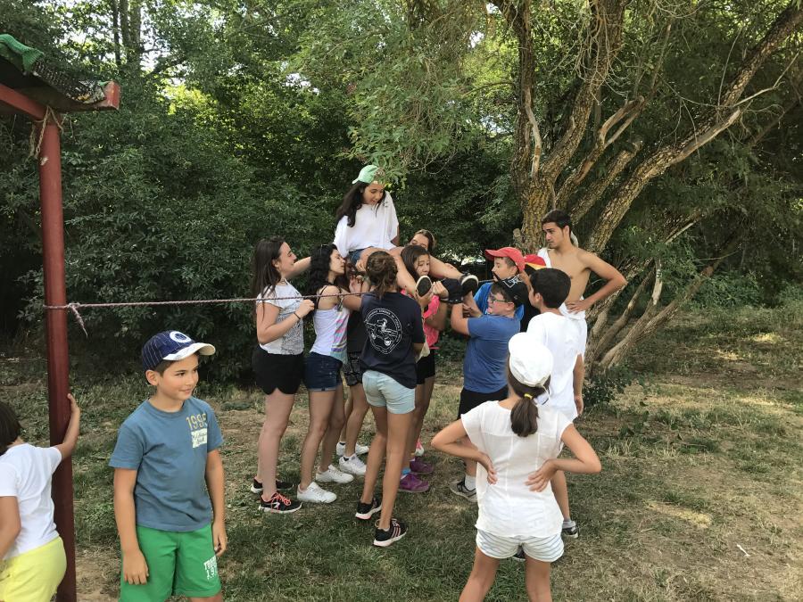 Dia tematico campamento de verano