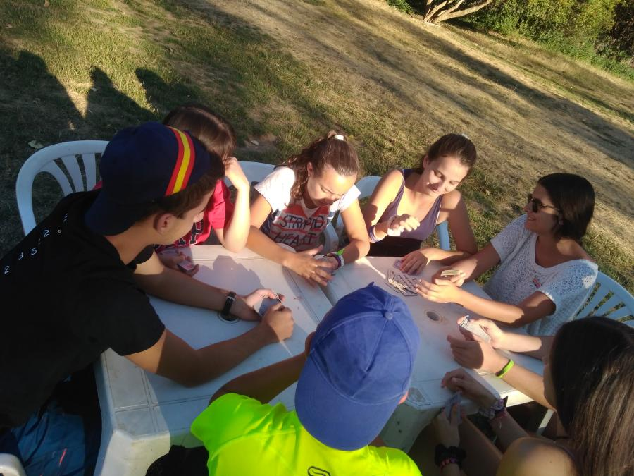 Campamento Agosto Eduma