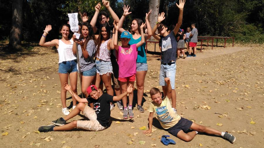 Campamento de verano agosto Eduma