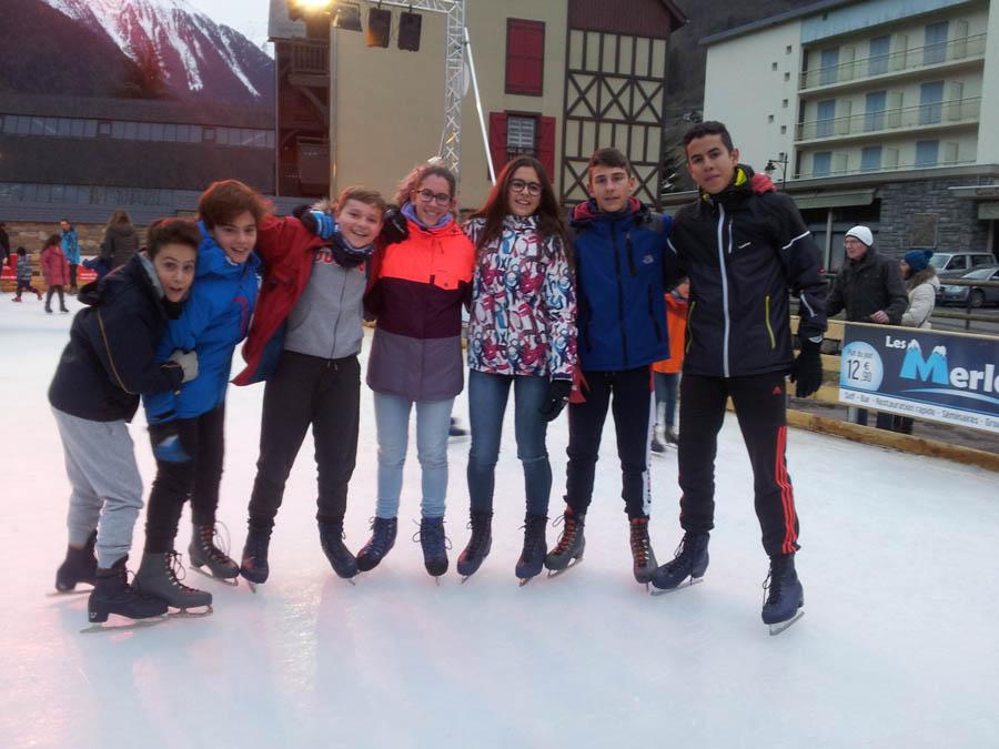 actividades después cursillo de esqui en Pirineos franceses