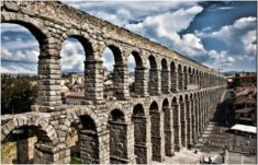 acueducto romano segovia