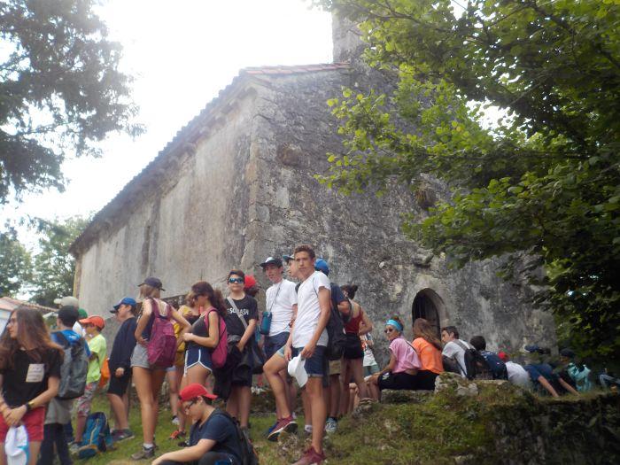 Visita a la ermita picos de europa