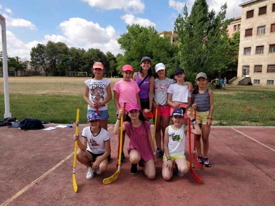 Summer Camp niños