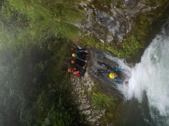 barranco en Asturias