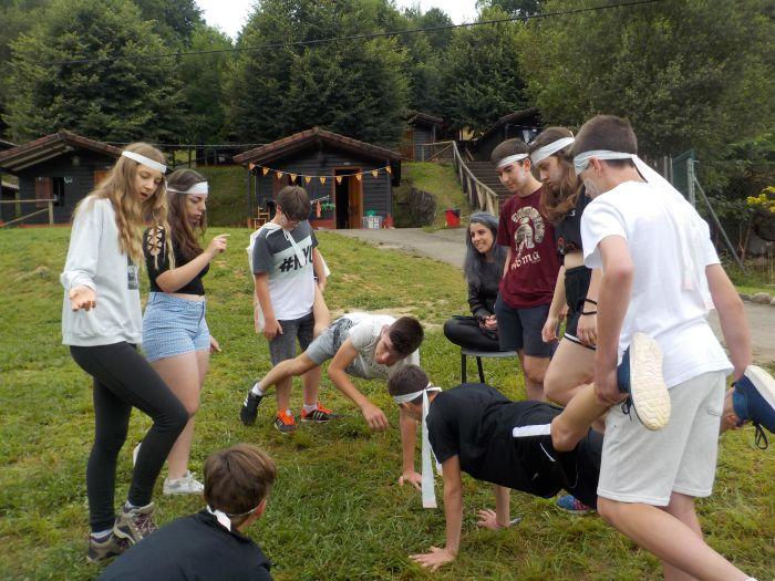 Campamento de Multiaventura