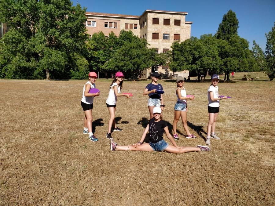 juegos de frisbee