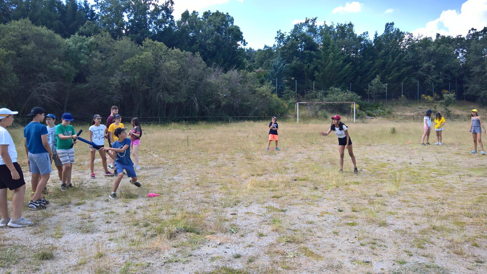 campamento cerca de madrid con deportes