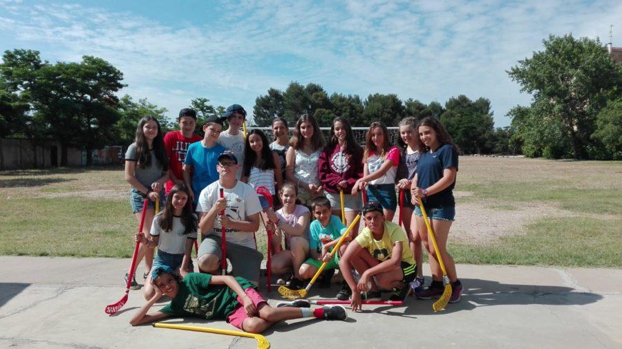 deportes alternativos en Salamanca Summer Camp