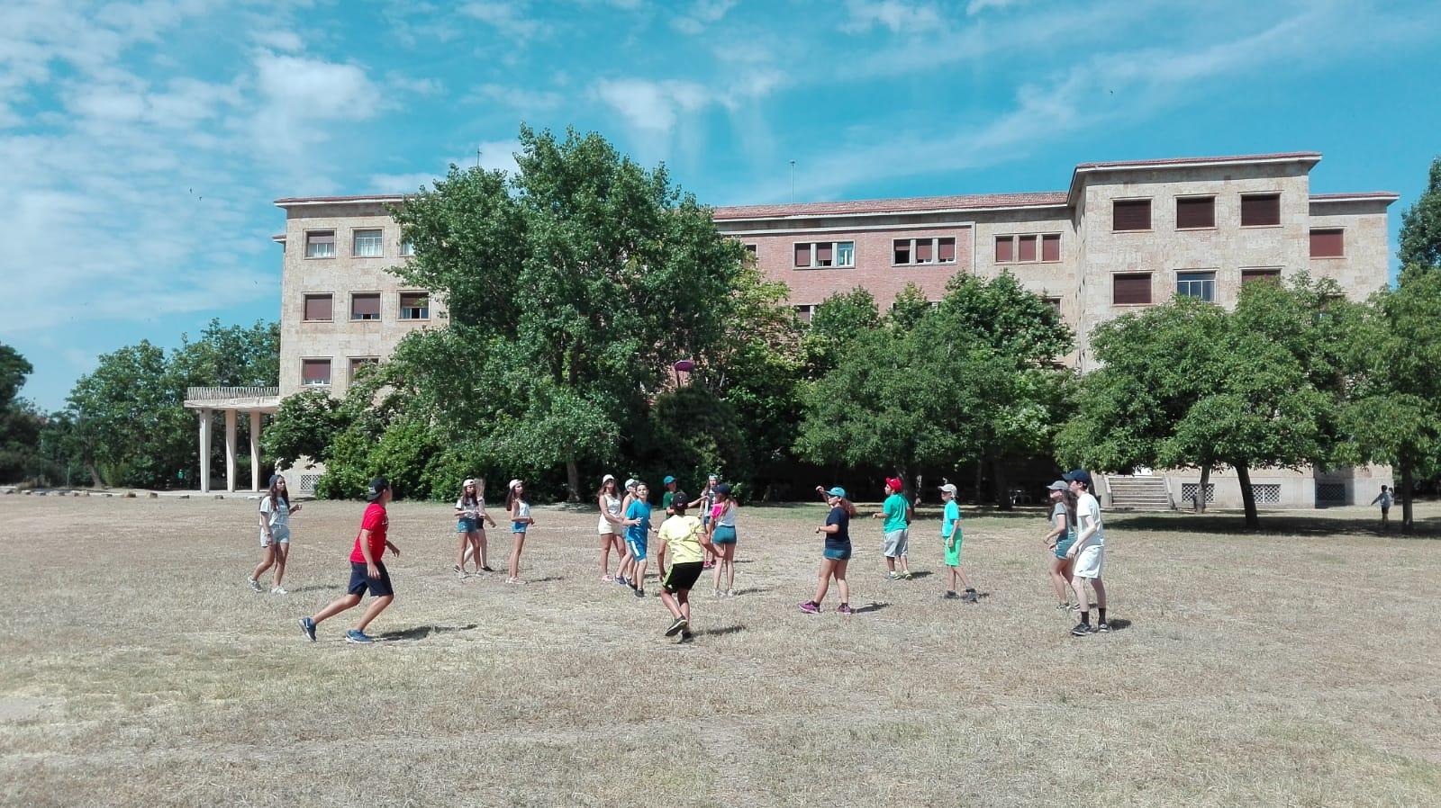 juegos de pradera en Salamanca