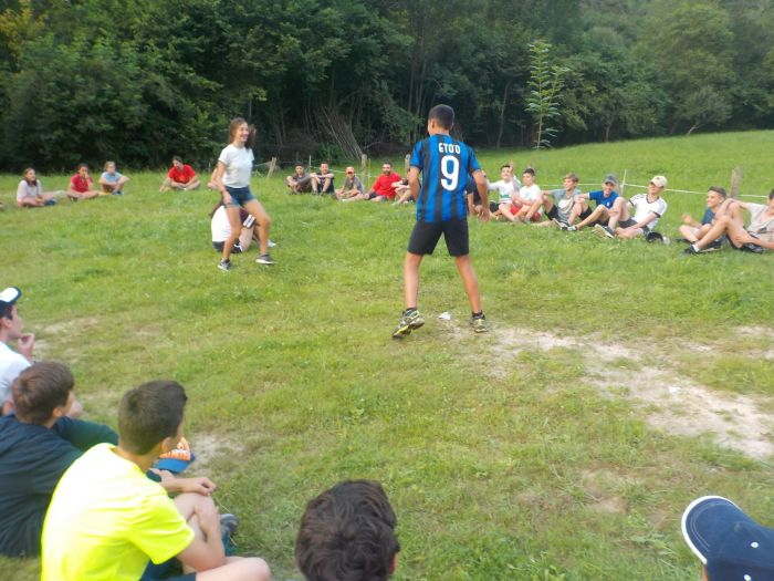 juegos de grupo en Asturias