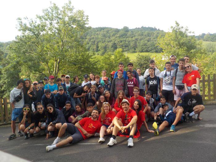 grupos de campamento en Asturias