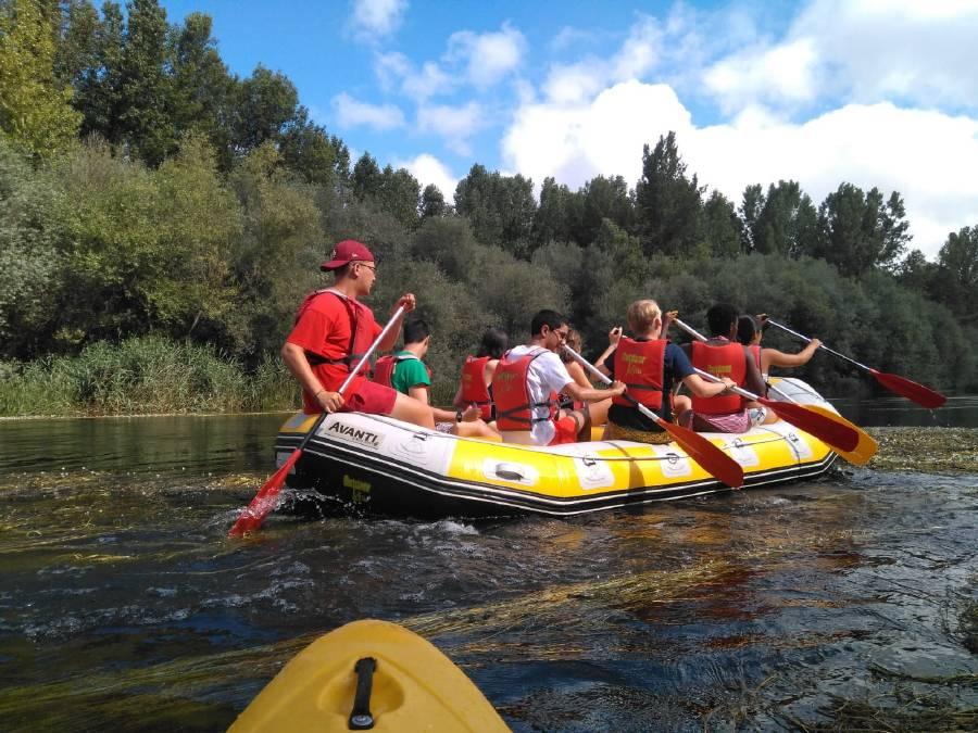 Rafting Summer Camp Salamanca