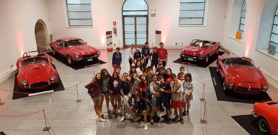 museo de la automoción