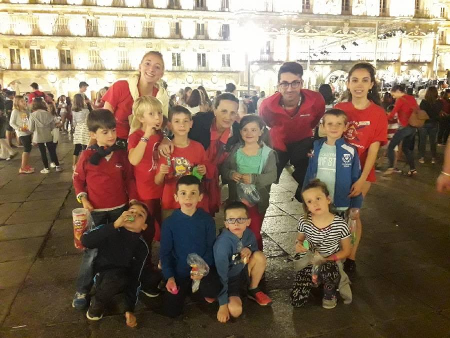 chuches en Salamanca