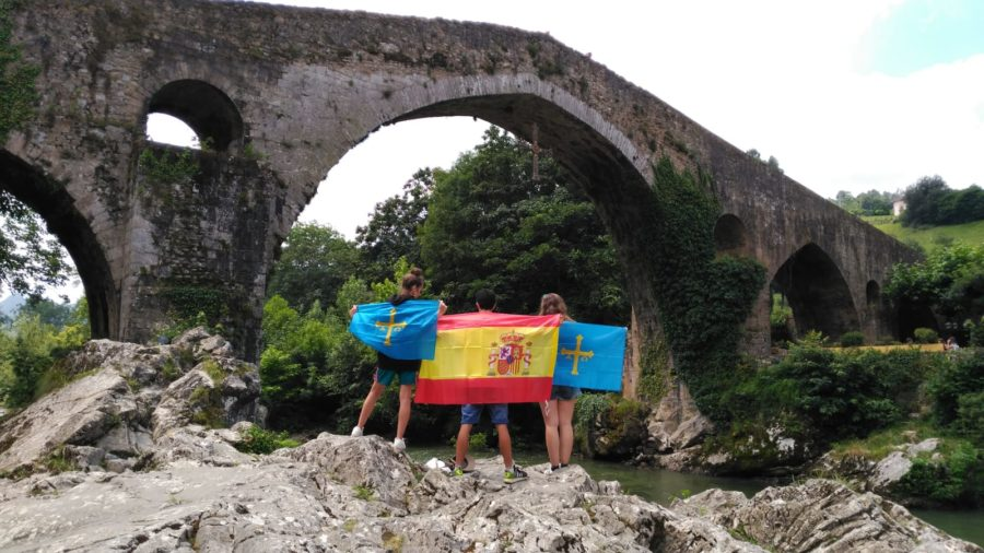 Asturias patria campamento de verano
