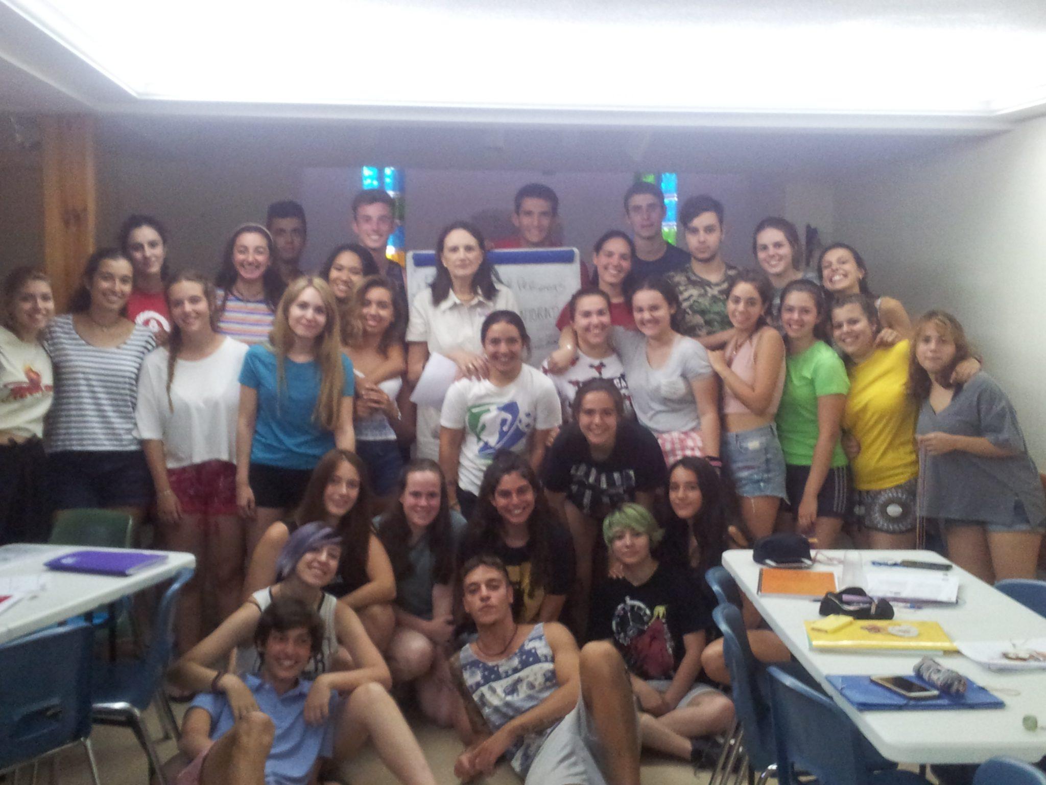 curso del 1 al 13 de Julio + 6 días en MADrid