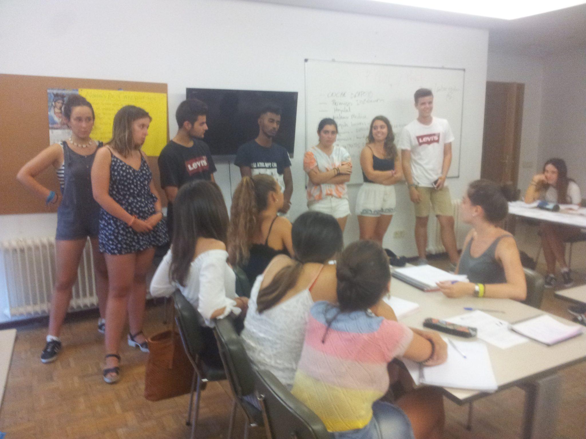 clases complementarias en madrid del curso de otl