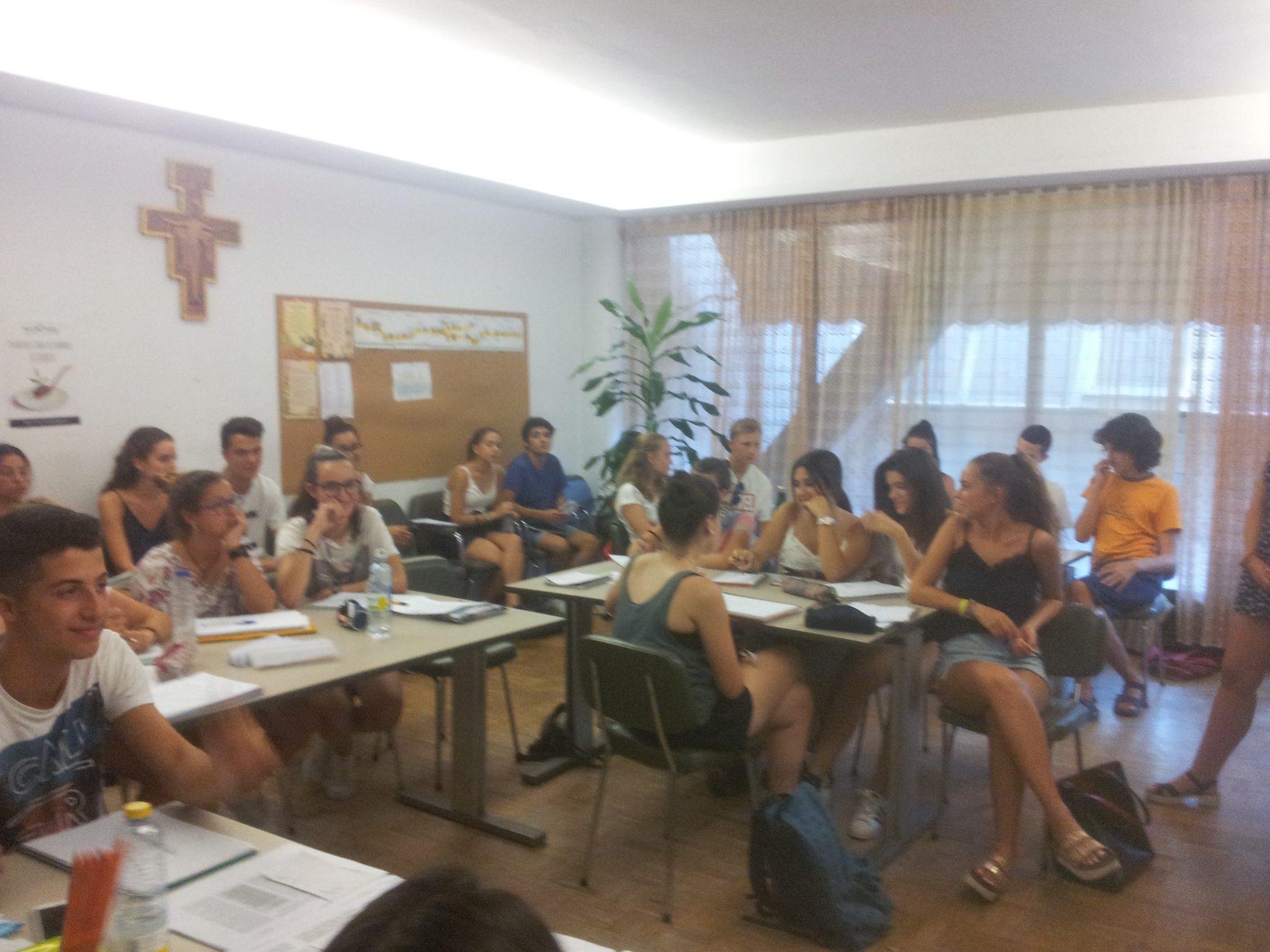 curso semi intensivo de OTL en Julio