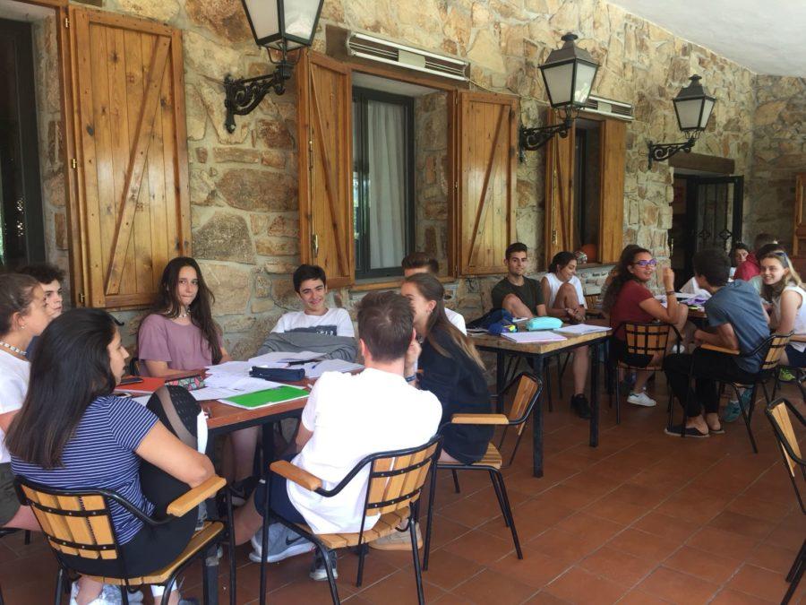 Sesiones de curso monitor tiempo libre