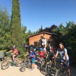 Bicicletas campamentos verano MAdrid