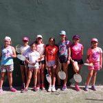 Badminton campamentos