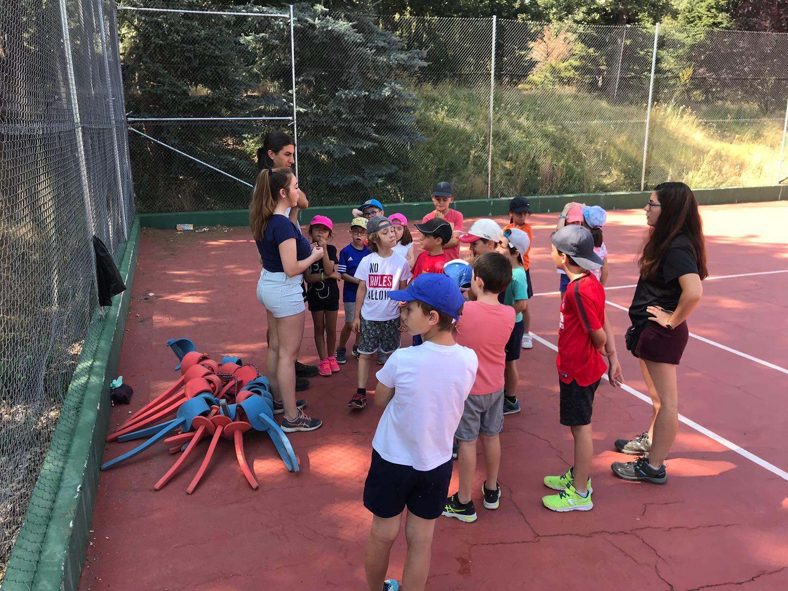 Actividades campamento de verano en Madrid