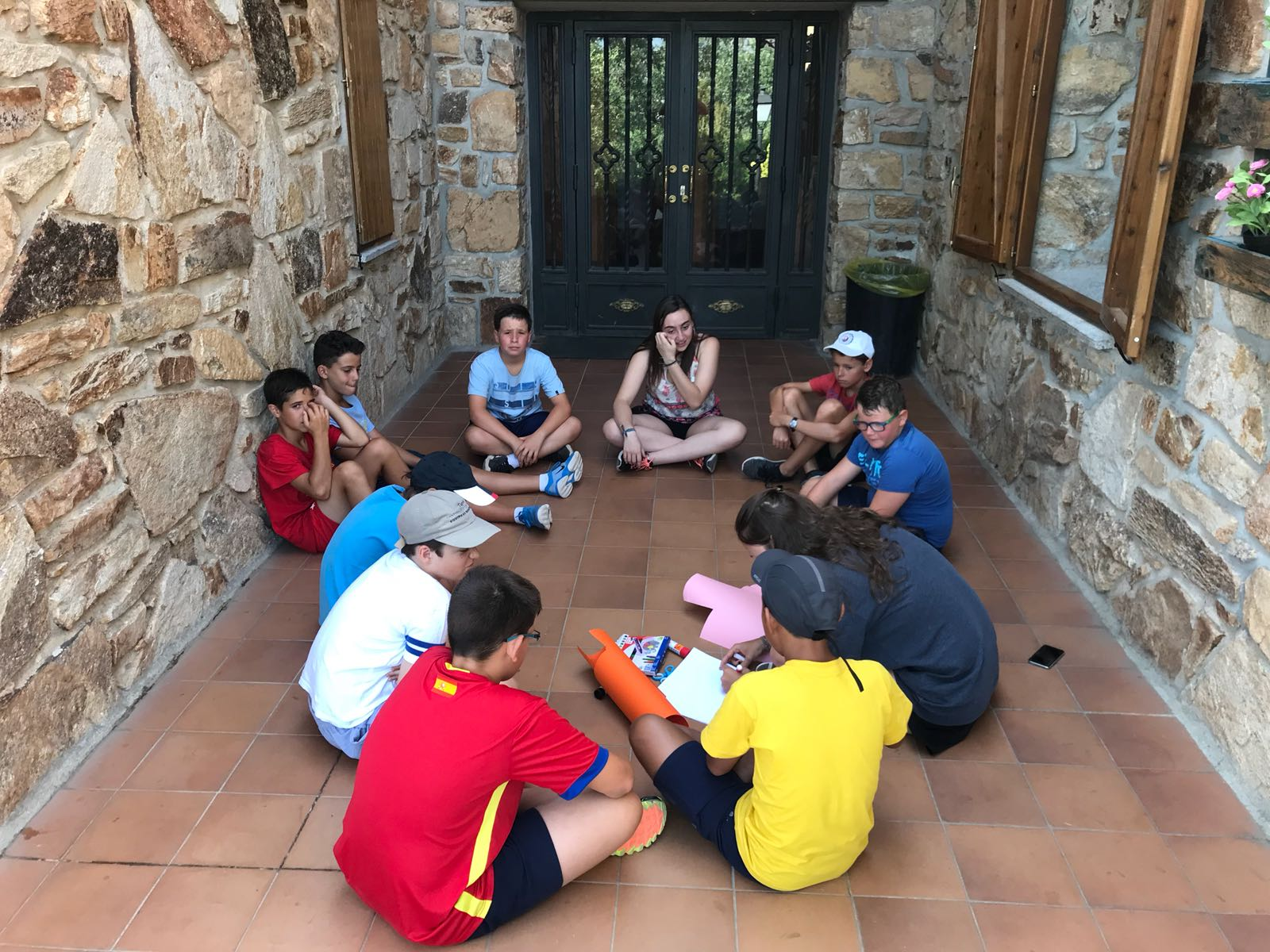 taller campamento de verano en Madrid