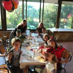 Fiesta pequeños campamento de verano Madrid