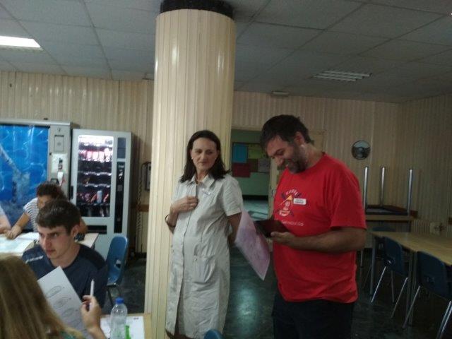 cursos semi intensivo en Guadarrama
